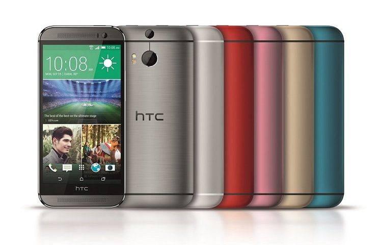 گوشی HTC One M8